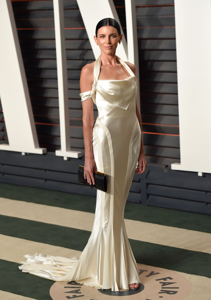 Liberty ross39s wedding dress at the oscars afterparty for Ross wedding dresses