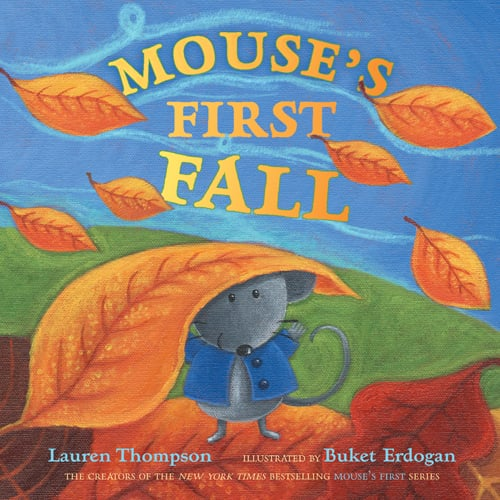 Mouse's First Fall ($13)
