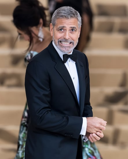 George Clooney at the 2018 Met Gala
