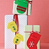 Mittens Gift Tags