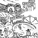 The Jackson Hole Mural