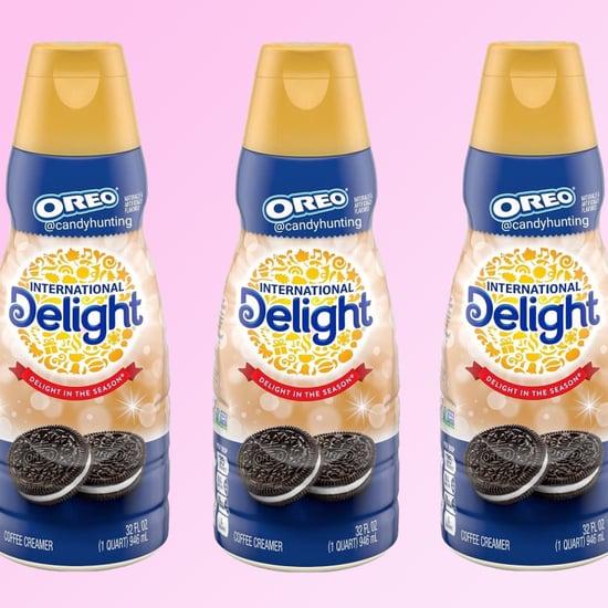 Oreo International Delight Coffee Creamer