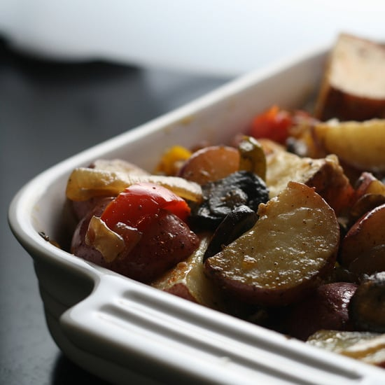 How to Roast Fruit Vegetables and Meat
