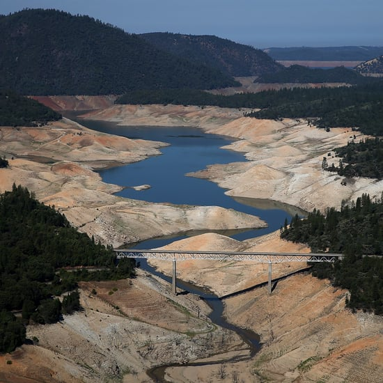Before and After Photos of California Drought