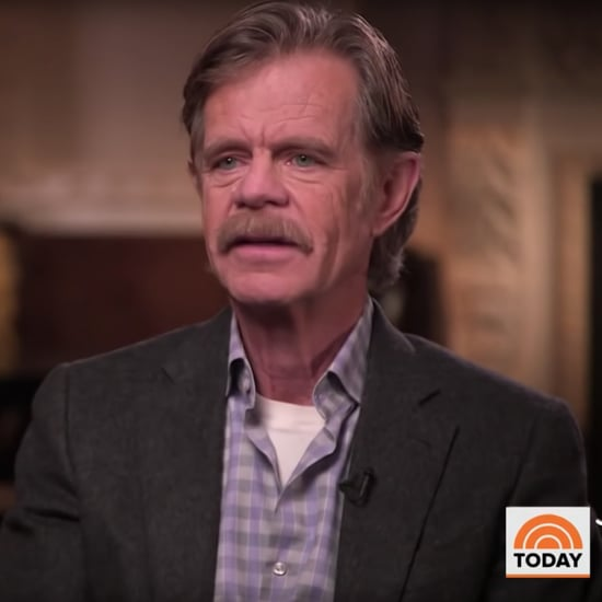 William H. Macy Quotes About Felicity Huffman on Today Show