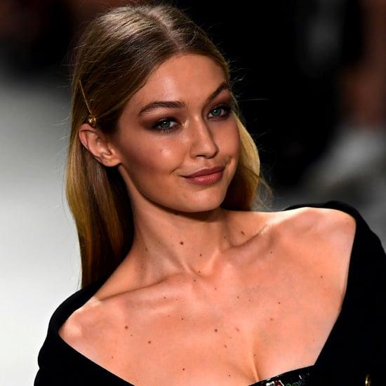 Gigi Hadid Announces Maybelline Makeup Collection