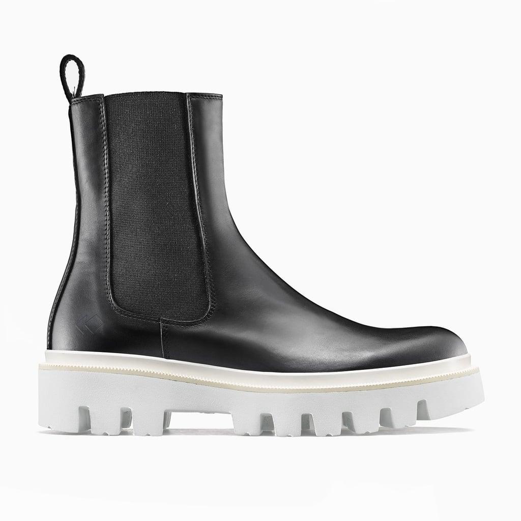 Koio Chelsea Onyx Boots