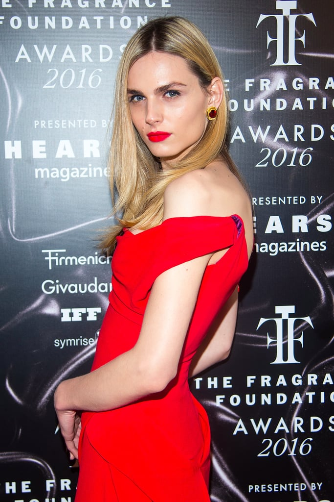 Andreja Pejic Beauty Interview