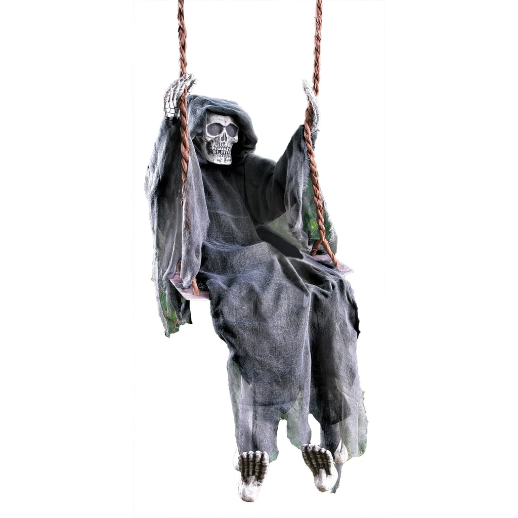 Halloween Swinging Reaper