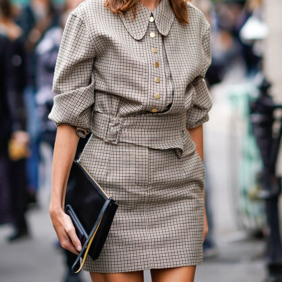 How to Wear an A-Line Skirt and Shirt