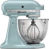 KitchenAid 5-Qt. Artisan Design Series with Glass Bowl