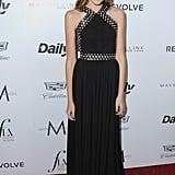 Kaia Gerber Alexander Wang Dress Daily Front Row Awards 2016