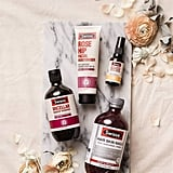 Swisse Our picks:  Swisse Manuka Honey Detoxifying Facial Mask ($17.99) Swisse Hyaluronic Natural Moisturising Facial Serum ($29.99) Swisse Sea Salt Body Polish ($16.99)
