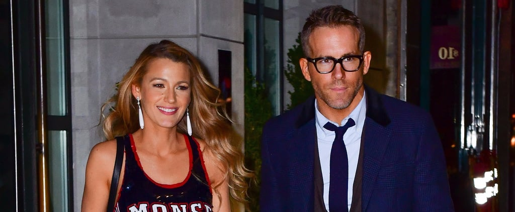 Please Be Careful, Because Ryan Reynolds's Sharp Jawline Is About to Cut the Sh*t Out of You