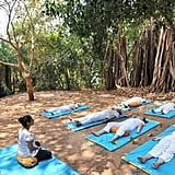 Unwind with Ayurvedic spa therapies, yoga and meditation before enjoying the natural paradise that surrounds this resort. They grow their own veggies and are all about organic nourishment. Cost: 7 nights from $2,230