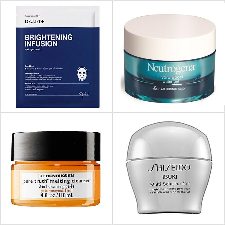 Gel Skin Care Products