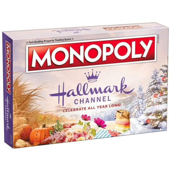 Kick Off the Holidays Early With This Hallmark Monopoly Game