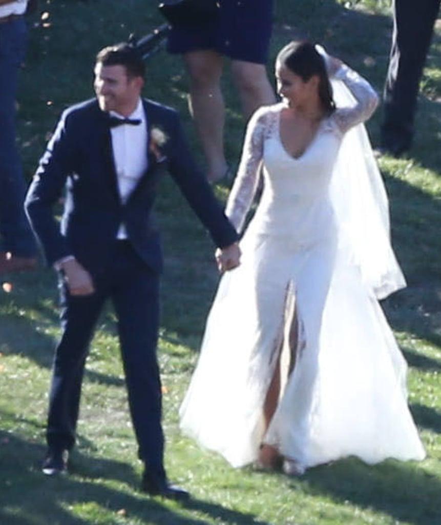 Bryan Greenberg Marries Jamie Chung Pictures Popsugar Celebrity