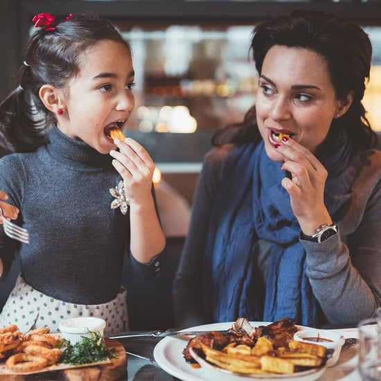 Dining With Children Successfully