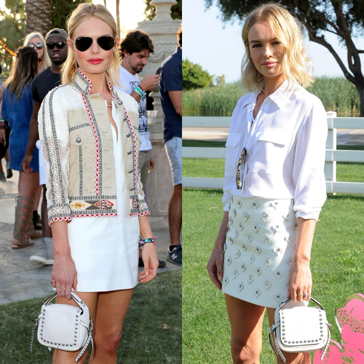 Kate Bosworth Carrying a Handbag