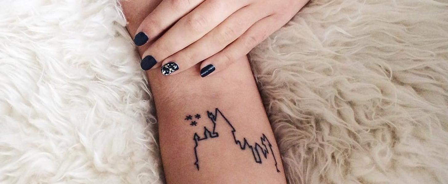 The Best Harry Potter Tattoo Ideas