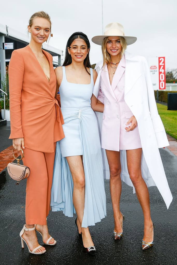 Gemma Ward, Jessica Gomes and Jess Hart