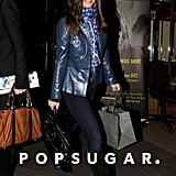 Pippa Middleton went shopping in London for charity.