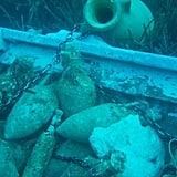 Edivo Vina Underwater Winery in Croatia