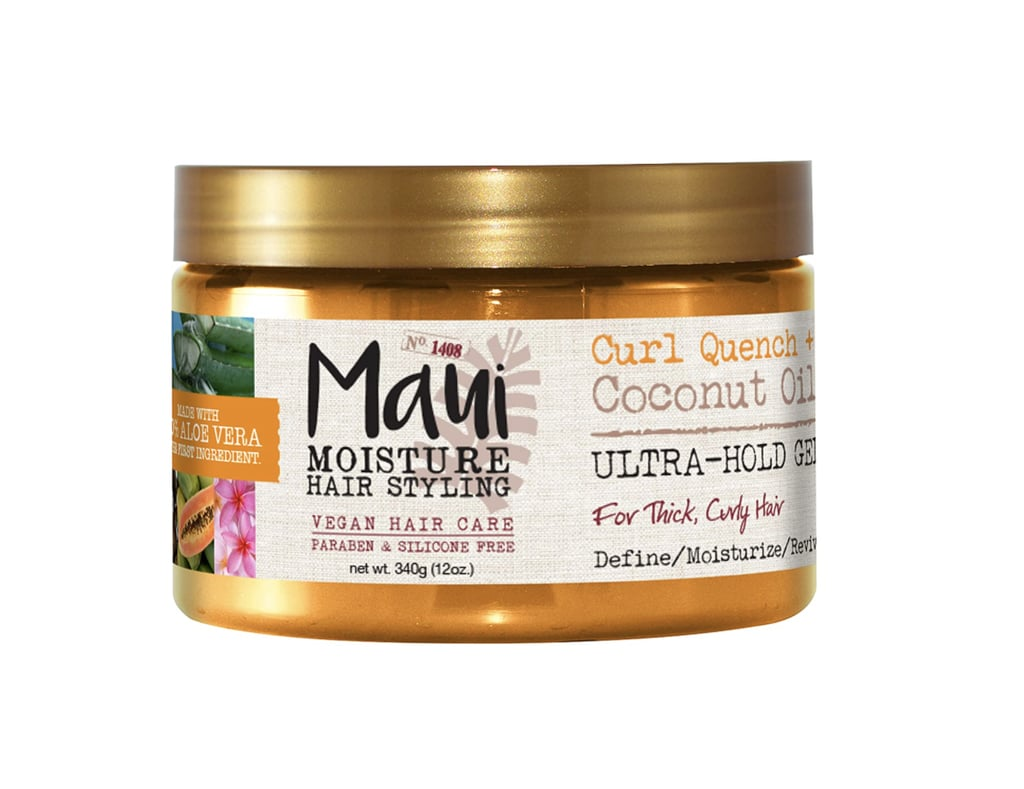 Maui Moisture Curl Quench + Coconut Oil Ultra-Hold Gel