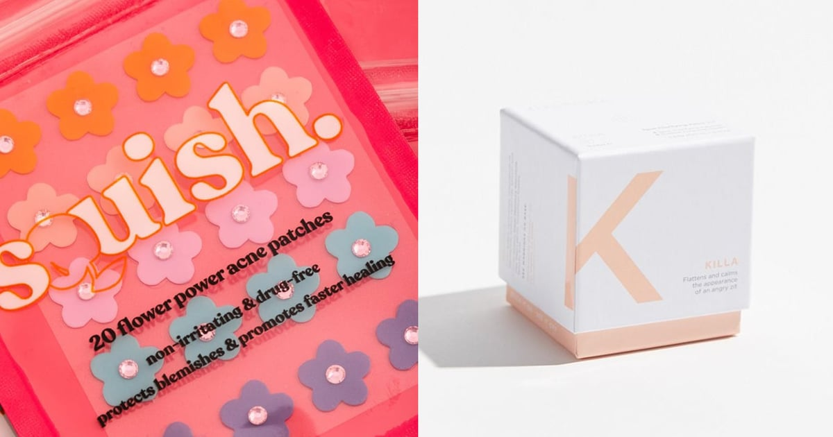 The Best Acne Patches and Stickers For Shrinking Zits Overnight