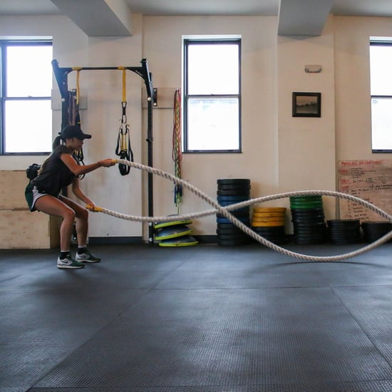 What Is a Battle Ropes Class Like?