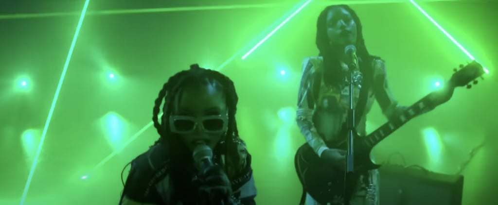 Watch Chloe x Halle's Unite For Our Future Performance