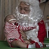 Santa Photos With NICU Babies December 2018