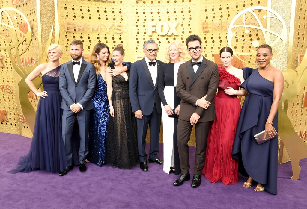 Schitt's Creek Cast at the 2019 Emmys Pictures