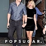 Taylor Swift and Tom Hiddleston in Santa Monica July 2016