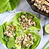 Chicken and Shrimp Larb