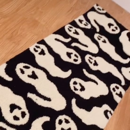 Ghost Rug From HomeGoods and TJ Maxx Goes Viral on TikTok