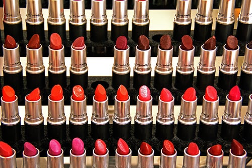 The Dream: Buying Lipstick