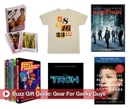 Gifts For Geeky Guys