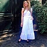 The Dress: POPSUGAR Belted Maxi Dress