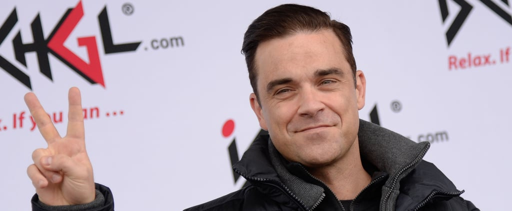 Robbie Williams's Full-Frontal Break the Internet Picture