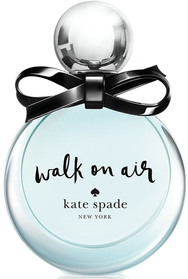 Kate Spade Walk on Air Eau de Parfum ($95) Notes: Lily of the valley, linden blossom, bergamot, and jasmine