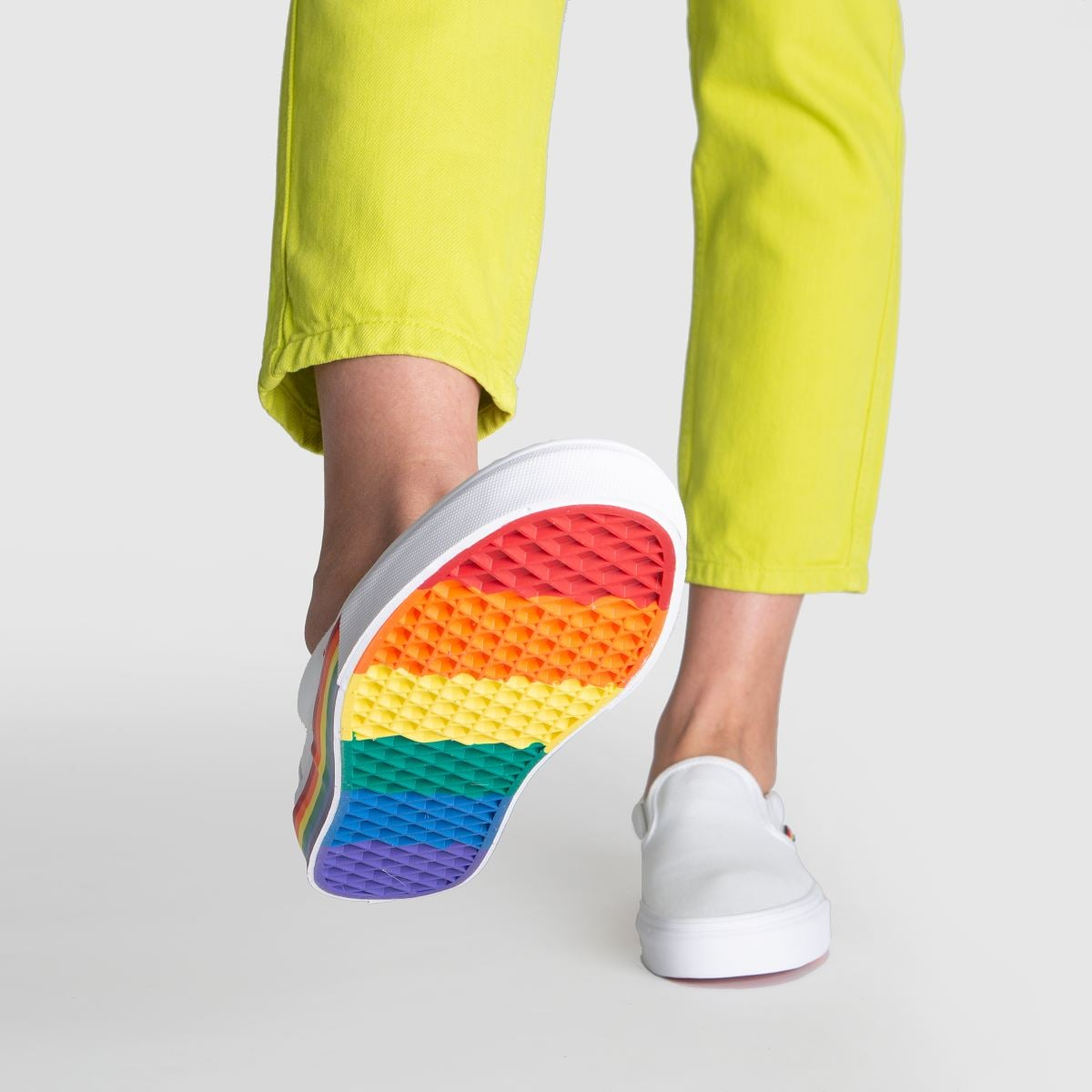 vans rainbow sole uk