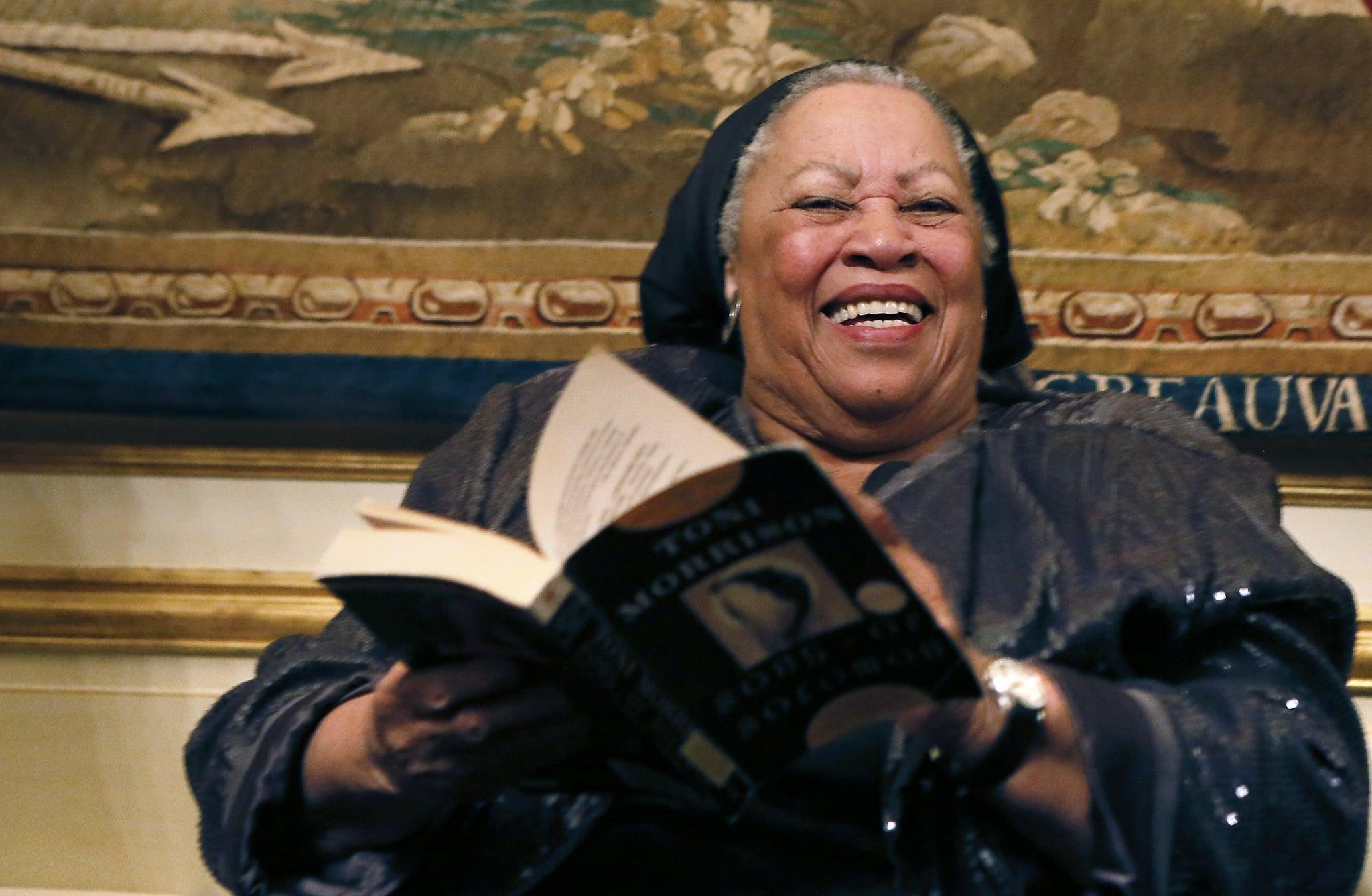Toni Morrison's Quotes About Writing   15 Toni Morrison