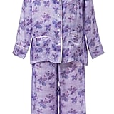 Stevie Howell Passion Flower Cotton Pajama Set