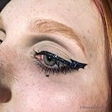 Glitter Bat Eye