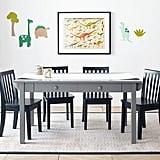 Carolina Craft Table and 4 Chairs Set