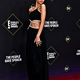 Zendaya's Top Knot for the People's Choice Awards