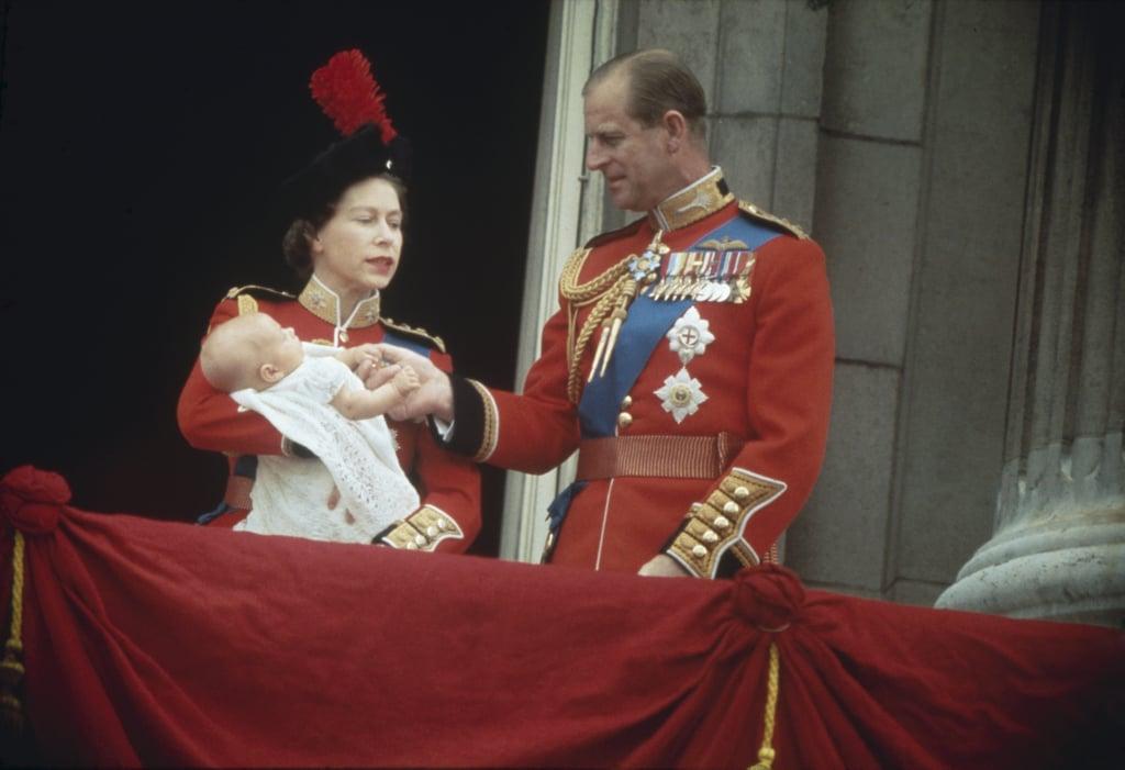 Prince Edward, March 1964