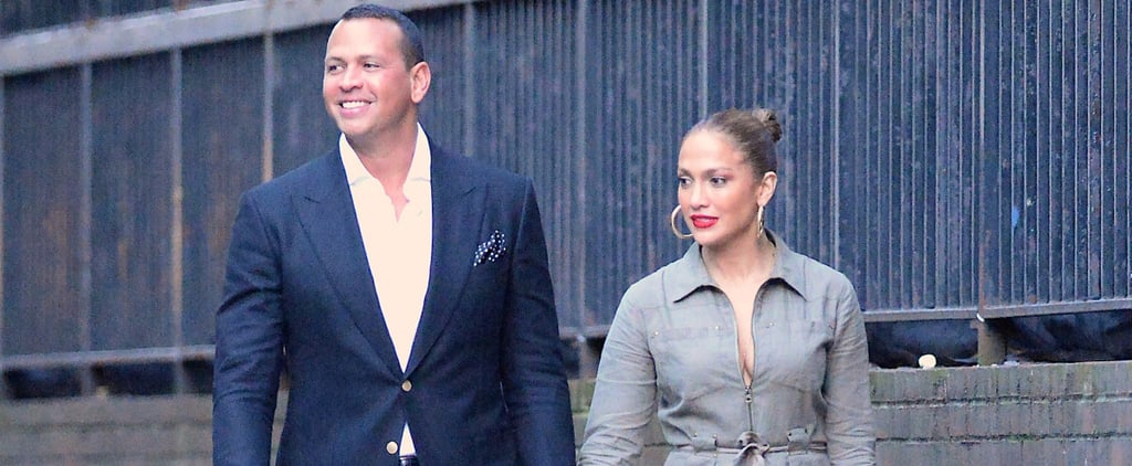 Jennifer Lopez and Alex Rodriguez Are as Smitten as High School Lovebirds